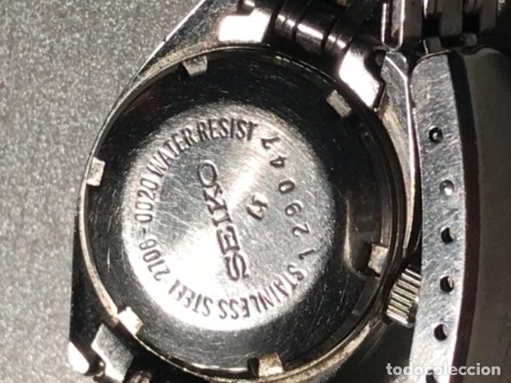 Relojes - Seiko: RELOJ SEIKO AUTOMÁTICO 21 JEWELS HI BAET 129046 - Foto 8 - 197854265
