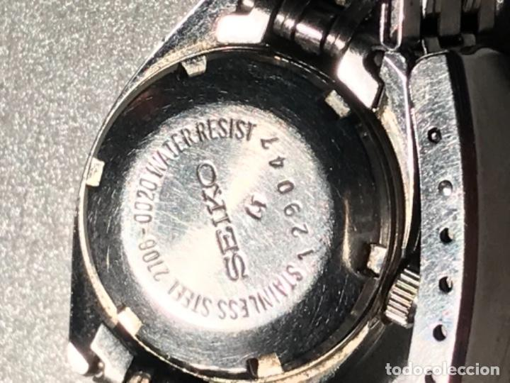 Relojes - Seiko: RELOJ SEIKO AUTOMÁTICO 21 JEWELS HI BAET 129046 - Foto 9 - 197854265