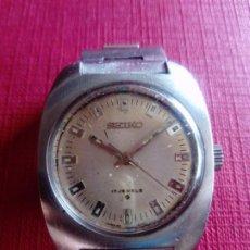 Relojes - Seiko: RELOJ SEIKO DE CUERDA. Lote 198598797