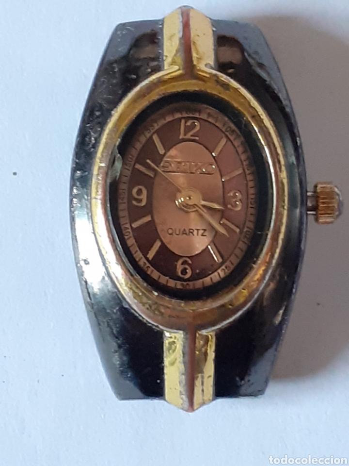 RELOJ DE CUARZO DE LA MARCA SEIKO, FUNCIONANDO PERFECTAMENTE (Relojes - Relojes Actuales - Seiko)