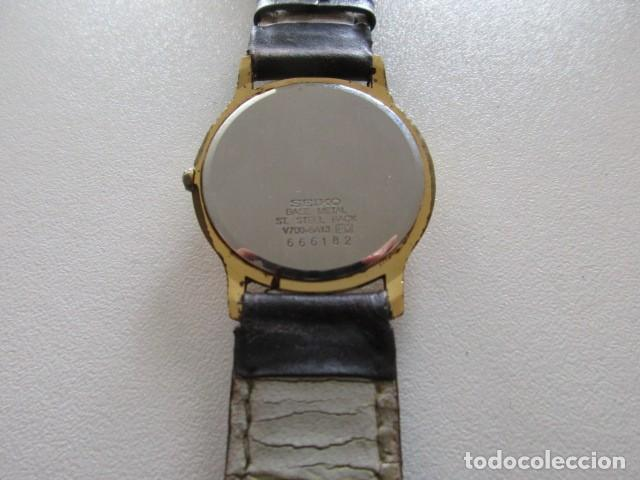 Relojes - Seiko: RELOJ SEIKO V700 - 8A13 - Foto 3 - 200321338
