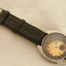 Relojes - Seiko: SEIKO 6139 6012 CAJA + ESFERA + CRISTAL + BISEL INTERIOR 39MM. Lote 201339672