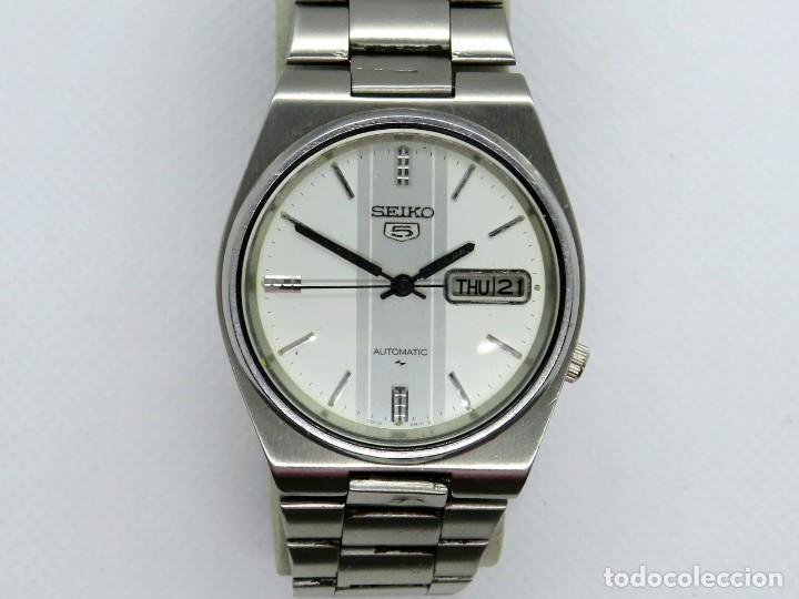 SEIKO AUTOMATICO AÑO1988 (Relojes - Relojes Actuales - Seiko)