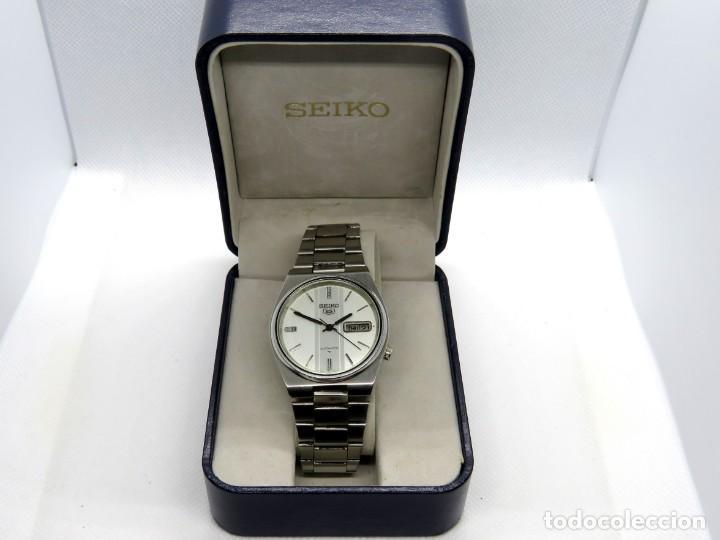 Relojes - Seiko: SEIKO AUTOMATICO AÑO1988 - Foto 2 - 202744158