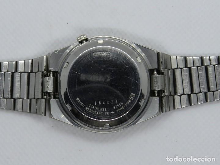 Relojes - Seiko: SEIKO AUTOMATICO AÑO1988 - Foto 4 - 202744158