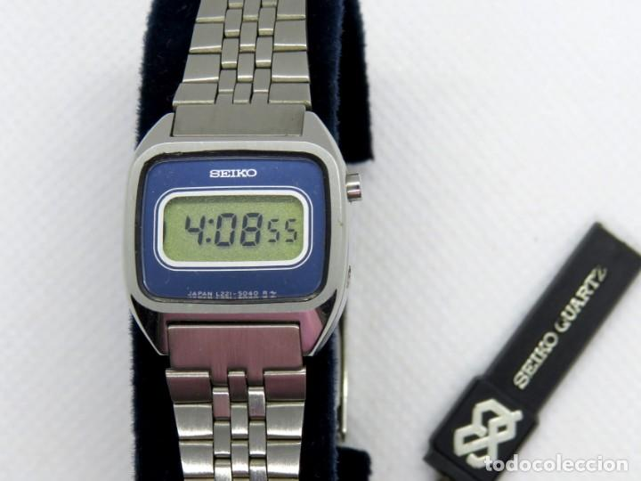 SEIKO CUARZO L.C.D. LADY (Relojes - Relojes Actuales - Seiko)