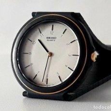 Relojes - Seiko: ELEGANTE RELOJ SEIKO AÑOS 80 DE CUARZO CALIBRE 7430 Y NUEVO A ESTRENAR. Lote 203216267