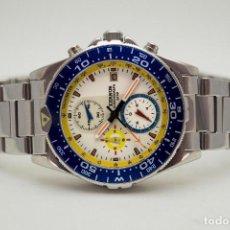 Relojes - Seiko: CRONOGRAFO ORIENT XERNUS DE 1990. Lote 203232495