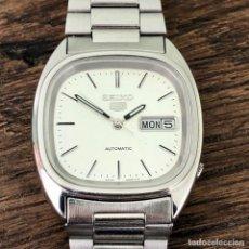 Relojes - Seiko: SEIKO 5 AUTOMÁTICO 6309-5800 CAJA DE 35MM. Lote 204417623