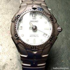 Relojes - Seiko: SEIKO KINETIC AUTO RELAY. Lote 204624836