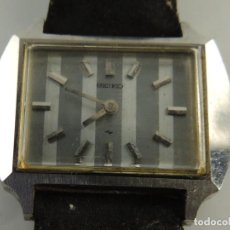 Relojes - Seiko: RELOJ DE PULSERA MARCA SEIKO JAPON. Lote 205002725