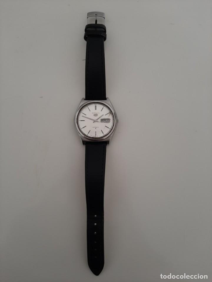 Relojes - Seiko: RELOJ SEIKO AUTOMATIC. FUNCIONA. RETRASA. - Foto 4 - 205819208