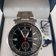 Relojes - Seiko: RELOJ SEIKO SNN065P1 CON CAJA. FUNCIONA CORRECTAMENTE. PILA CAMBIADA RECIENTEMENTE. REVISADO. Lote 205819741