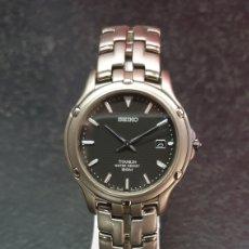 Relojes - Seiko: JOYERIA DEL MERCADO SEIKO TITANIUM. Lote 206330223