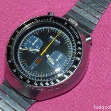 Relojes - Seiko: IMPRESIONANTE RELOJ SEIKO BULLHEAD CHRONOGRAFO 6138-0040 CALIBRE 6138B AUTOMATICO 1976 21 RUBIS. Lote 206493197