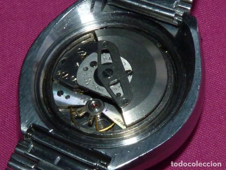 Relojes - Seiko: Impresionante reloj Seiko bullhead Chronografo 6138-0040 calibre 6138B Automatico 1976 21 rubis - Foto 10 - 206493197