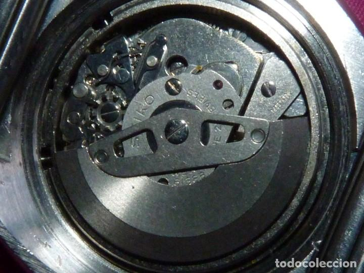 Relojes - Seiko: Impresionante reloj Seiko bullhead Chronografo 6138-0040 calibre 6138B Automatico 1976 21 rubis - Foto 11 - 206493197