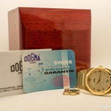 Relojes - Seiko: RELOJ DOGMA ZURICH ORO 18K CABALLERO. Lote 207759881