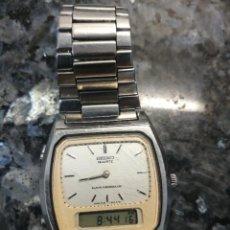 Relojes - Seiko: SEIKO H448-5000. ANALÓGICO-DIGITAL PRINCIPIOS DE LOS AÑOS 80. Lote 207878608