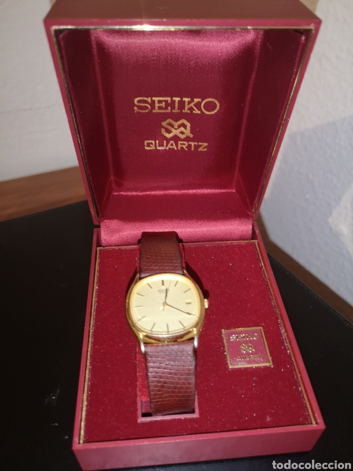 RELOJ SEIKO SPG. ST. STEEL BACK (Relojes - Relojes Actuales - Seiko)