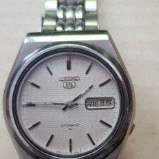 Relógios - Seiko: RELOJ SEIKO 5 AUTOMÁTICO 7009 -8360 NO FUNCIONA. Lote 209326840