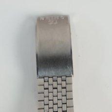 Relojes - Seiko: RELOJ DE CUARZO SEIKO. MODELO LC. ALARMA Y CRONOGRAFO. JAPON. CIRCA 1980.. Lote 210266092