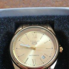 Relógios - Seiko: RELOJ DE PULSERA MARCA SEIKO 5 AUTOMÁTICO. Lote 210391997