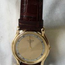 Relojes - Seiko: HERMOSO RELOJ DE ORO SEIKO CREDOR QUARTZ.. Lote 210411826