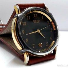 Relojes - Seiko: RELOJ SEIKO AÑOS 80 TAMAÑO CADETE DE CUARZO CALIBRE 2A32. Lote 210767315