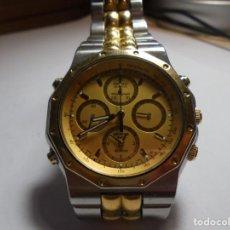 Relojes - Seiko: MAGNIFICA RELOJ SEIKO SPORTS 150 CRONOGRAFO ALARM,FUNCIONANDO BIEN. Lote 210808605