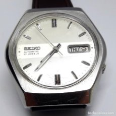 Relojes - Seiko: RELOJ VINTAGE SEIKO AUTOMATICO CALIBRE 7009A. Lote 210962277