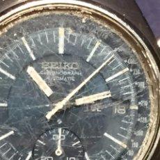 Relojes - Seiko: CHRONOGRAPH CRONOGRAFO SEIKO JAPAN 6139 -7070T CALENDARIO A LAS 3 624125 BISEL 33MM. Lote 211500151