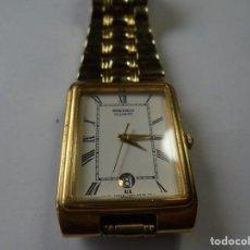 Relojes - Seiko: MAGNIFICO RELOJ SEIKO DE QUARZO DE CABALLERO FUNCIONANDO BIEN. Lote 211787775