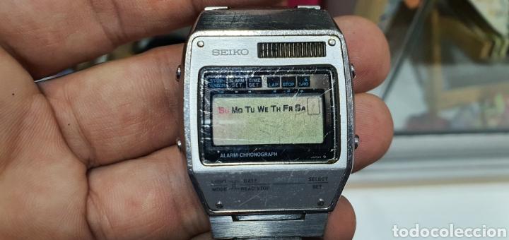 RELOJ SEIKO A158 5030 A1 JAPAN (Relojes - Relojes Actuales - Seiko)