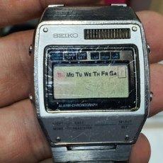 Relojes - Seiko: RELOJ SEIKO A158 5030 A1 JAPAN. Lote 211907882