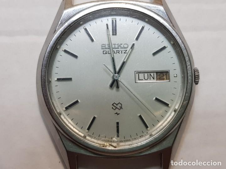 RELOJ CABALLERO SEIKO QUARZO SQ PARA REPASO (Relojes - Relojes Actuales - Seiko)