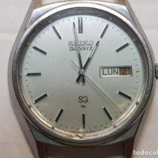 Relojes - Seiko: RELOJ CABALLERO SEIKO QUARZO SQ PARA REPASO. Lote 211926680