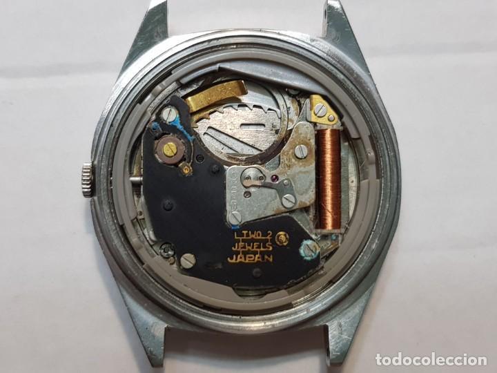 Relojes - Seiko: Reloj Caballero Seiko Quarzo SQ para repaso - Foto 2 - 211926680