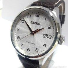 Relojes - Seiko: RELOJ SEIKO AUTOMÁTICO CALIBRE 4R35 PRÁCTICAMENTE NUEVO. Lote 212686683