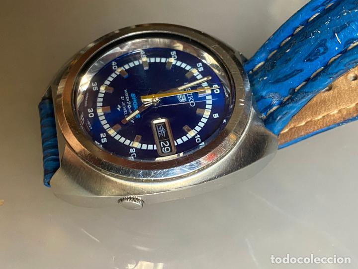 Relojes - Seiko: reloj seiko , automatico , funcionando , 7019 - 7050 , vintage - Foto 2 - 212768287