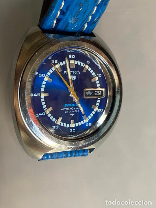 Relojes - Seiko: reloj seiko , automatico , funcionando , 7019 - 7050 , vintage - Foto 3 - 212768287