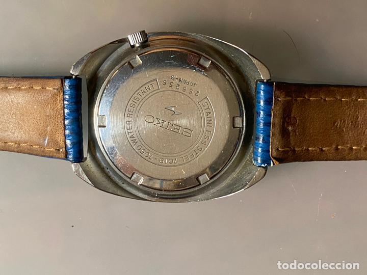 Relojes - Seiko: reloj seiko , automatico , funcionando , 7019 - 7050 , vintage - Foto 5 - 212768287