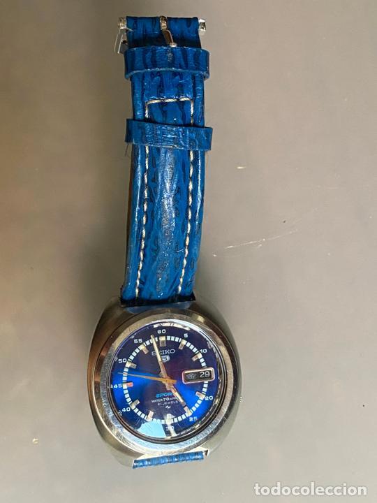 Relojes - Seiko: reloj seiko , automatico , funcionando , 7019 - 7050 , vintage - Foto 6 - 212768287