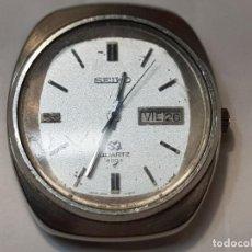 Relojes - Seiko: RELOJ CABALLERO SEIKO SQ 4004 DE QUARTZ ESCASO. Lote 212863686