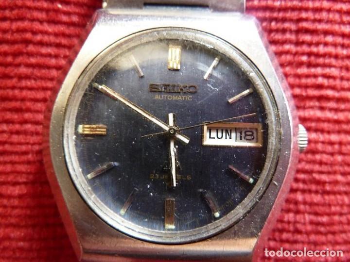 Relojes - Seiko: Reloj de caballero Seiko - Foto 2 - 213087096
