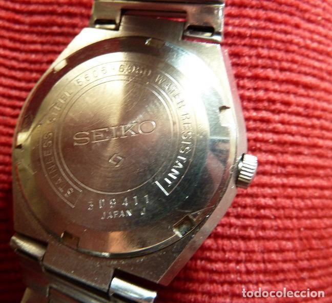 Relojes - Seiko: Reloj de caballero Seiko - Foto 5 - 213087096