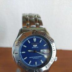 Relojes - Seiko: RELOJ DE CABALLERO (VINTAGE) SEIKO AUTOMÁTICO 21 RUBIS CON DOBLE CALENDARIO A LAS TRES CALIBRE 7S26A. Lote 213721130