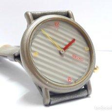 Relojes - Seiko: CURIOSO RELOJ SEIKO AÑOS 80 DE CUARZO CALIBRE 5P30 Y NUEVO A ESTRENAR. Lote 213938557