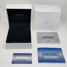 Orologi - Seiko: ESTUCHE RELOJ SEIKO AUTOMATICO CON SOBRE ESTUCHE Y DOCUMENTACION. Lote 215078560