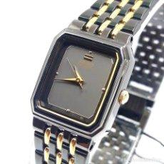 Relojes - Seiko: PEQUEÑO RELOJ VINTAGE SEIKO DE SEÑORA AÑOS 80 DE CUARZO Y NUEVO A ESTRENAR. Lote 215428263
